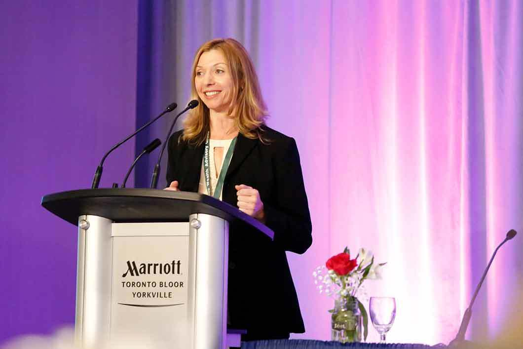 Distinctive Women Trailblazer Award 2016 Laura Warf