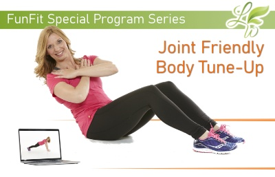 FunFit Special Program Series presents Joint Friendly Body Tune-Up