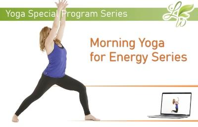Morning Yoga for Energy Series